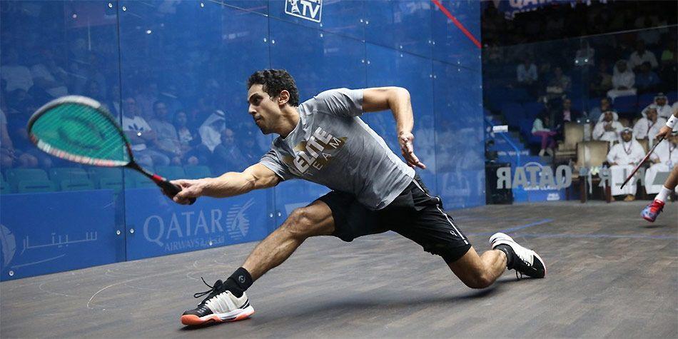 Como jugar squash