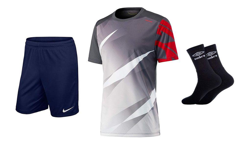 outfit para jugar squash