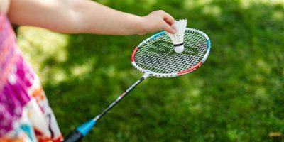 Como aprender el badminton