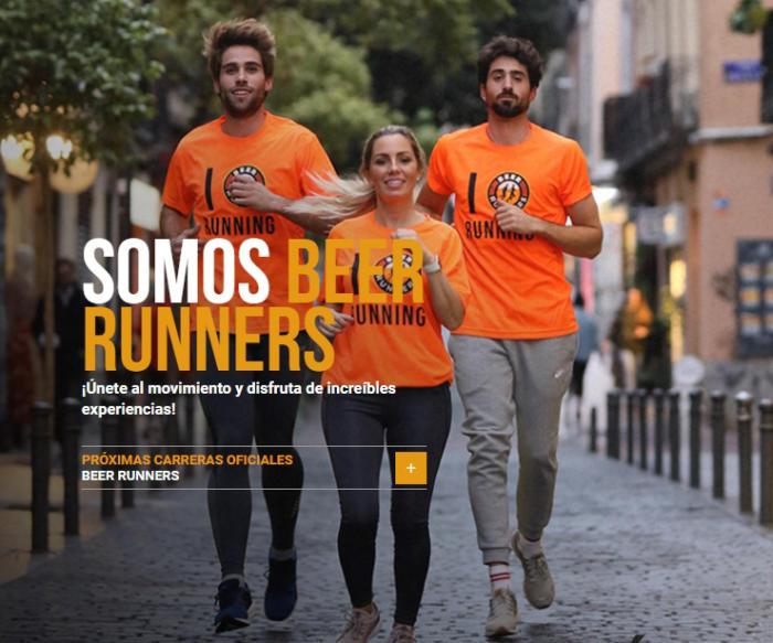 Beer Runners la web para conocer runners con pasion por la cerveza