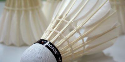 Elige el volante o pluma de badminton adecuado a tu nivel de juego