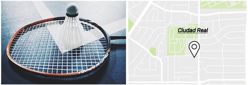 Pistas de badminton en Ciudad Real.jpg