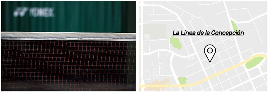 Pistas de badminton en La Linea de la Concepcion.jpg