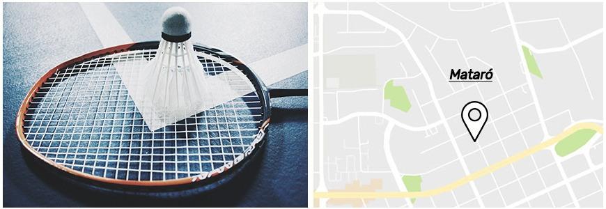 Pistas de badminton en Mataro.jpg
