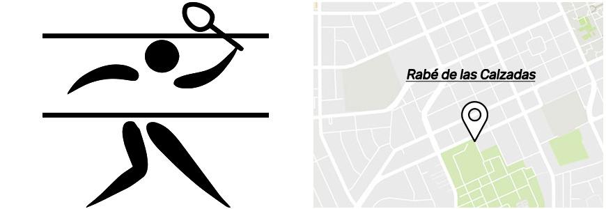 Pistas de badminton en Rabe de las Calzadas.jpg