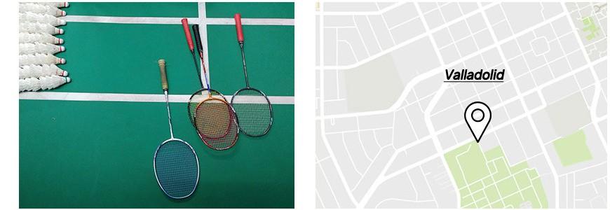 Pistas de badminton en Valladolid.jpg