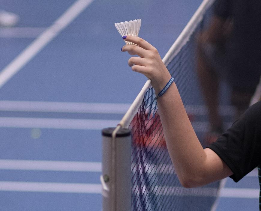 Redes de badminton portatiles de exterior