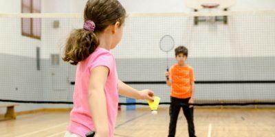 Bádminton para niños: Benficios y cómo enseñar