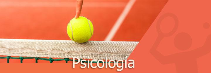 PREPARACION PSICOLOGICA Y FORTALEZA MENTAL EN EL TENIS