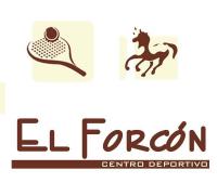 Instalaciones de pádel en Centro Deportivo El Forcón