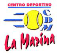 Club de pádel Centro Deportivo La Marina