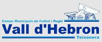 {Club de pádel | Centro de pádel | Instalaciones de pádel en }Ciutat Esportiva Municipal Vall d'Hebron-Teixonera