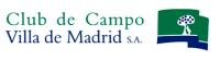 {Club de pádel | Centro de pádel | Instalaciones de pádel en }Club de Campo Villa de Madrid