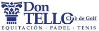 Instalaciones de pádel en Don Tello Club de Golf