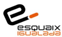 Instalaciones de pádel en Esquaix Igualada