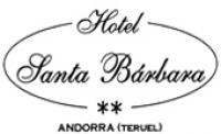 Club de pádel Hotel Santa Bárbara