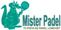 Club de pádel Mister Padel Ejea