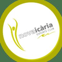 {Club de pádel | Centro de pádel | Instalaciones de pádel en }Nova Icària Esports Club