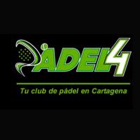 Instalaciones de pádel en Padel 4 Cartagena