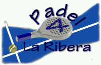 Centro de pádel Padel 4 La Ribera