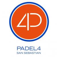 Instalaciones de pádel en Padel 4 San Sebastián