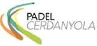 Centro de pádel Padel Cerdanyola