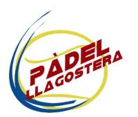 Instalaciones de pádel en Pàdel Llagostera