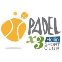 Centro de pádel Padel X3 Hellín