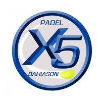 Club de pádel Padel X5 Bahiason