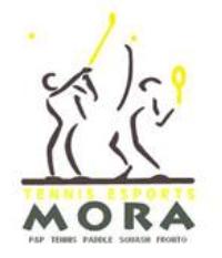 Centro de pádel Tennis Padel Móra