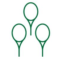 Club de pádel The Racket Club Chapín