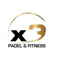 Instalaciones de pádel en X3 Club Padel & Fitness